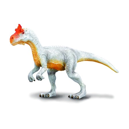 Prehistoric Life Cryolophosaurus Toy Dinosaur Figure - Authentic Hand Painted & Paleontologist Approved Model, FUN FACTS: Cryolophosaurus is the first.., By Collecta (Life Like Dinosaur)