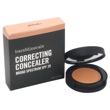 Correcting Concealer SPF 20 - Medium 1 by bareMinerals for Women - 0.07 oz