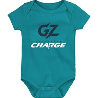 Guangzhou Charge Infant Overwatch League Team Identity Bodysuit - Sea Green