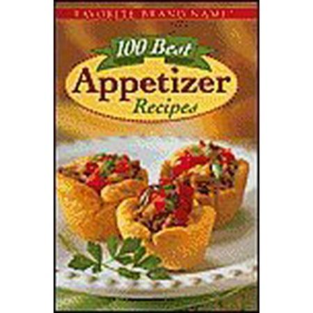 100 Best Appetizer Recipes