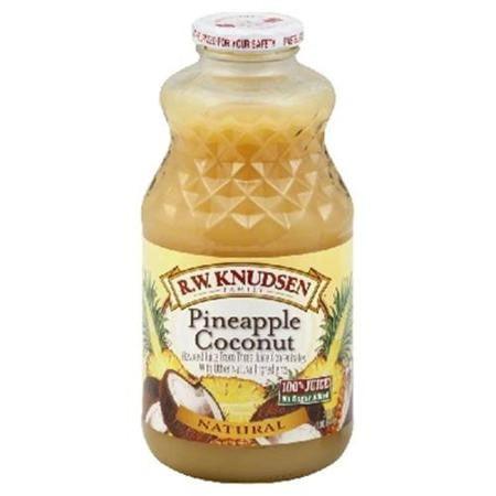 R.W. Knudsen Pineapple Coconut Juice, 32.0 FL OZ ()