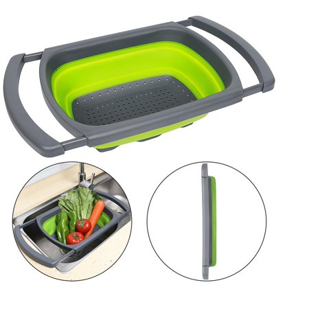 Collapsible Strainer - Collapsible Colander