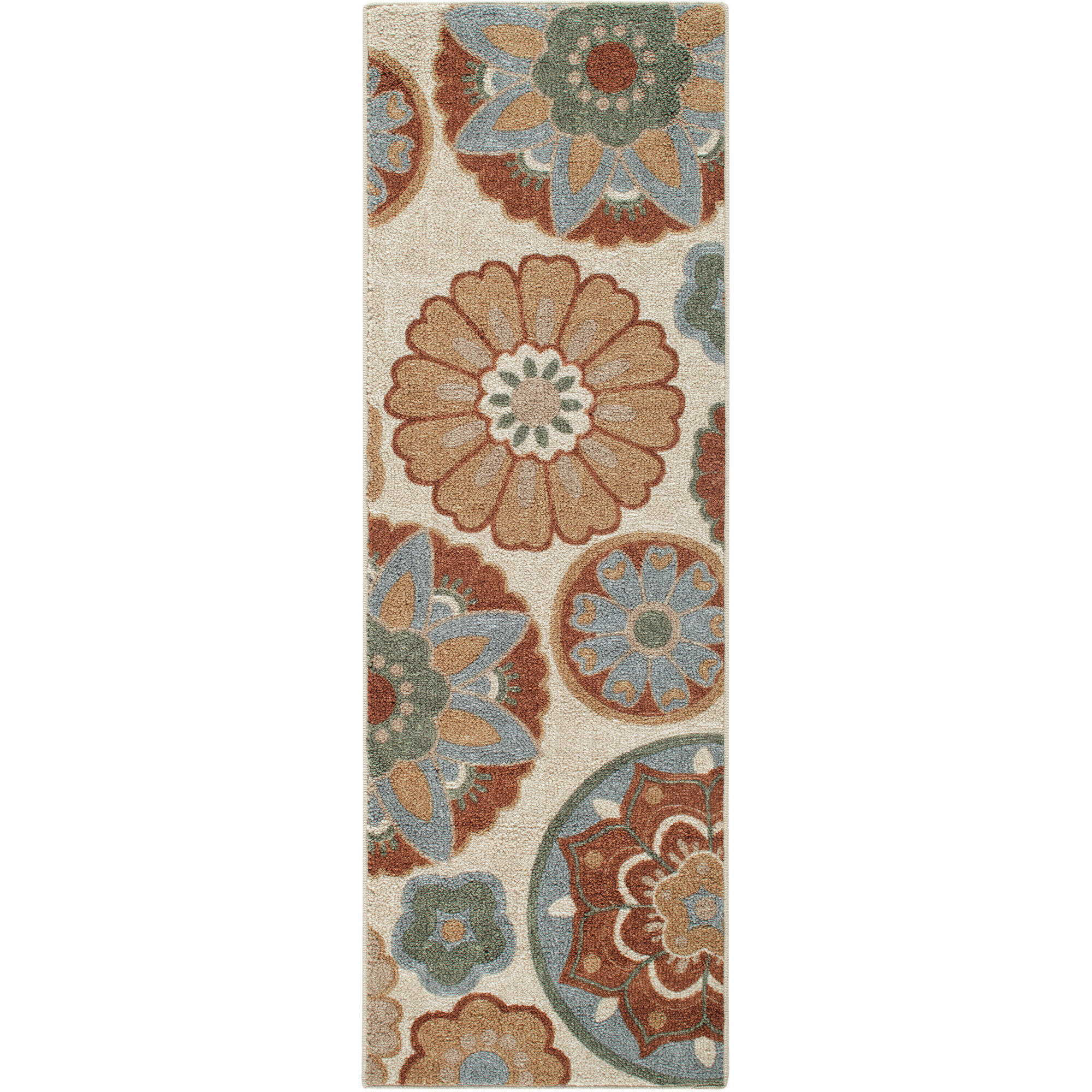 Better Homes and Gardens Suzani Faux Hook Medallion Rug