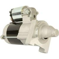 DB Electrical SND0490 New Starter for John Deere Gator & Kawasaki 600 610 Mule ATV UTV AM134946 21163-7020 21163-7028 428000-3130 428000-3131 410-52101 410-52395 MIA11410 2-2743-ND 435-530 49-5776