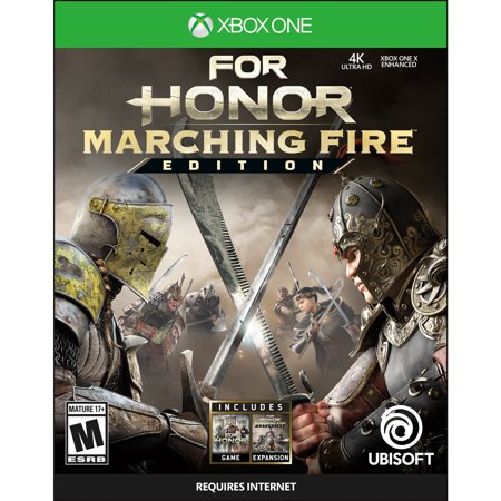 For Honor: Marching Fire Edition - Day 1, Ubisoft, Xbox One, 887256037642