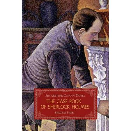 Sherlock Holmes Cape (The Case Book of Sherlock Holmes -)