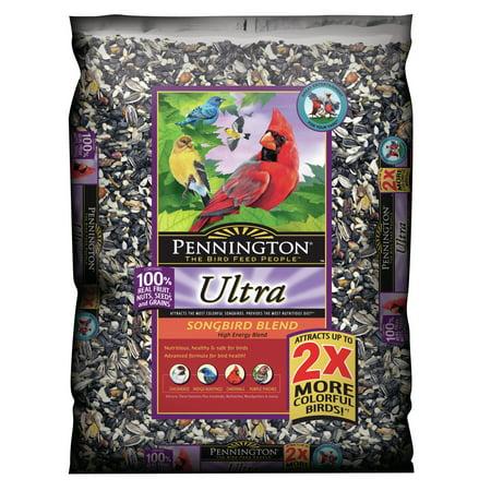 Bird Seed - Pennington Ultra Songbird Blend Wild Bird Feed, 7 lbs