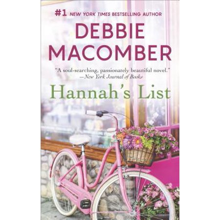 Hannah's List : A Romance Novel (Best Romance Novels 2019)