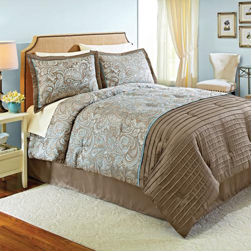 Better Homes and Gardens Comforter Set Collection, Prescott