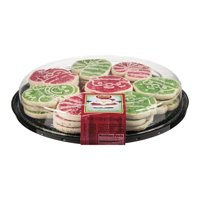 Lofthouse Cookies Kid's Cookie Party Platter, 23.5 OZ