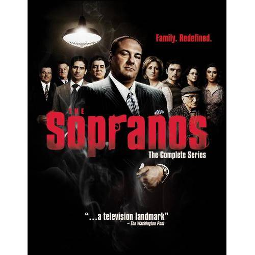 The Sopranos: The Complete Series (Blu-ray + Digital HD)
