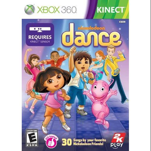Taketwo Interactive 49083 Nickelodeon Dance X360