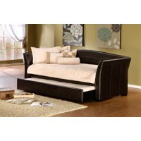 Hillsdale Furniture Montgomery Upholstered Twin Daybed, Trundle and Upholstery Options