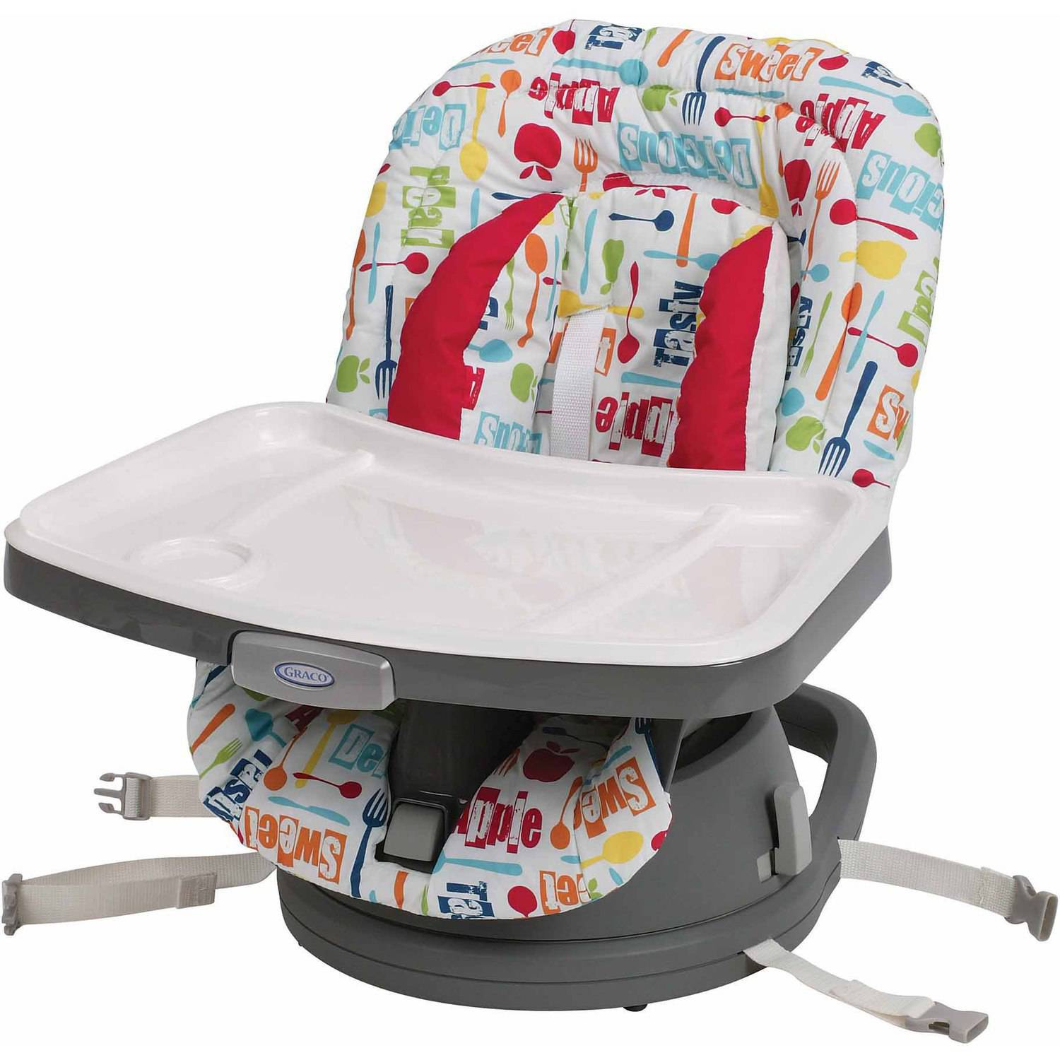 Graco SwiviSeat Booster Seat, Yummy