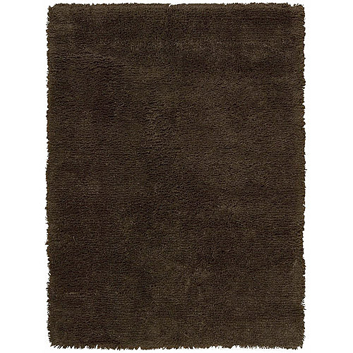 Nourison Splendor Textured Decorative Shag Area Rug