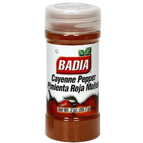 Badia Cayenne Pepper, 1.75 oz (Pack of 12)