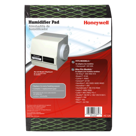 Honeywell Whole House Humidifier Pad - Honeywell Whole House