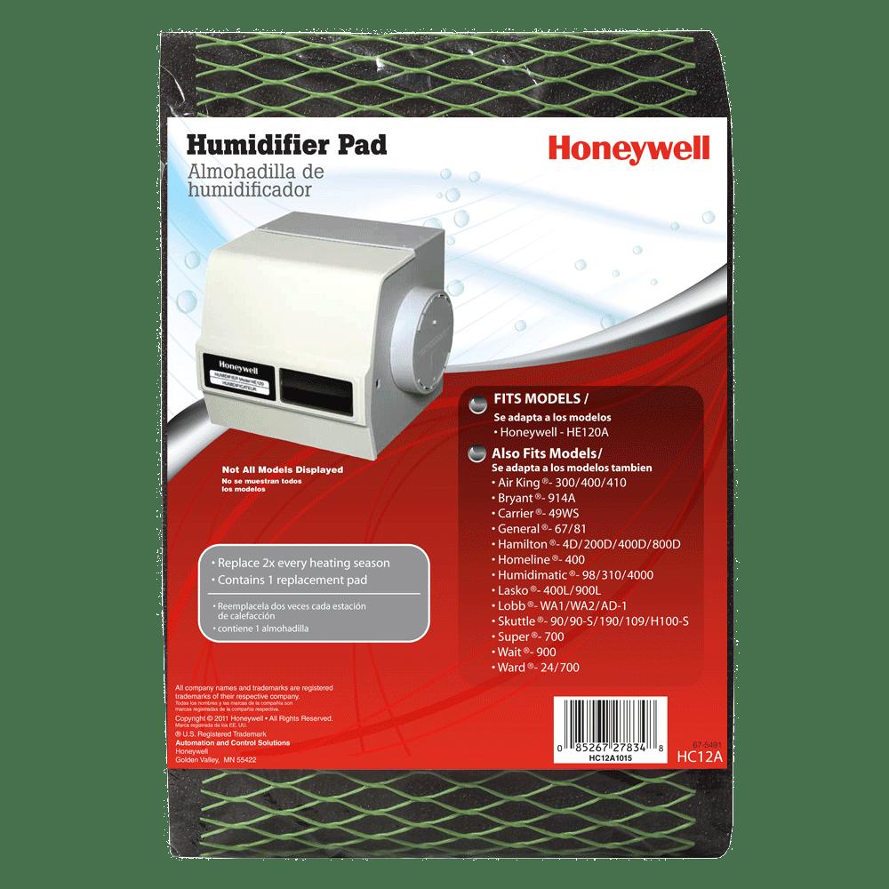 Honeywell Whole House Humidifier Pad (HC12A1015)