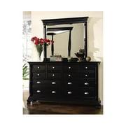 St. Regis Dresser w Mirror