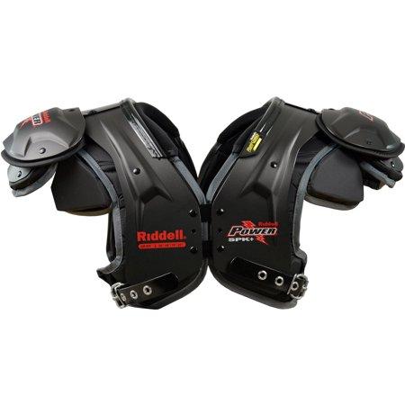 Riddell Power SPK+ Adult Football Shoulder Pads - QB / (Qb Shoulder Pad)