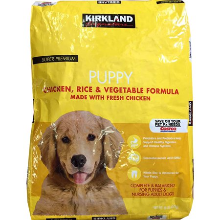 Kirkland Premium Dog Food