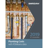 Plumbing Costs with Rsmeans Data: 60219 (Paperback)