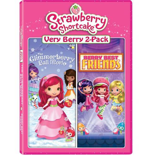 Strawberry Shortcake: Very Berry: The Glimmerberry Ball Movie / Berry Best Friends (With INSTAWATCH)