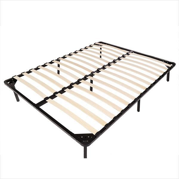 Full Size  up to 1200lbs Modern Bed Frame Metal Platform Bed Frames AMZSE