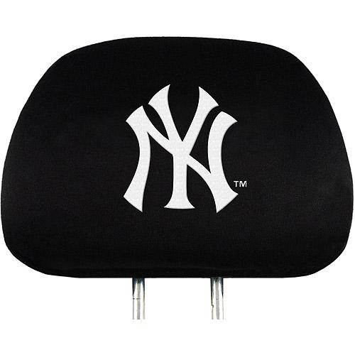 New York Yankees MLB Head Rest Cover