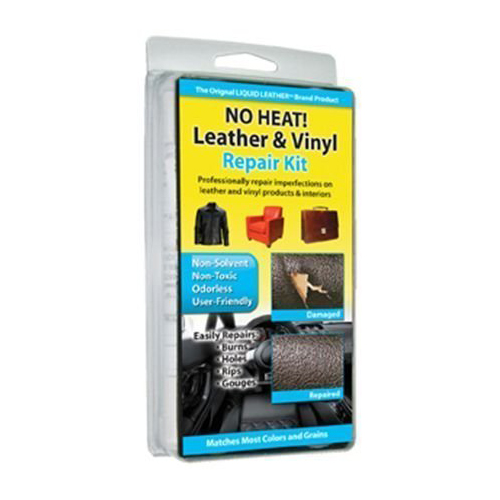 No Heat! Heat Cure Liquid Leather & Vinyl Repair Kit