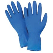 West Chester Glove Size M LatexDisposable Gloves,2550/M