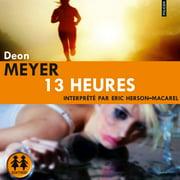 13 heures - Audiobook