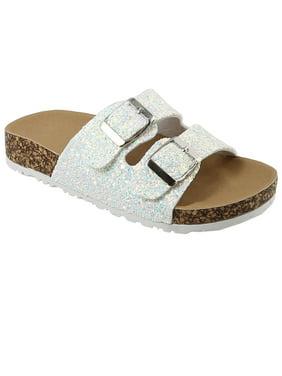8e57c1ba56 Girls Sandals & Flip Flops - Walmart.com