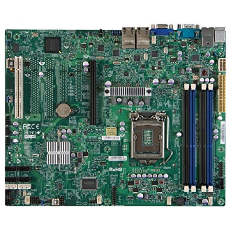 Super Micro MBD-X9SCI-LN4F-O - Intel C204 Chipset LGA 1155 PCI Express ATX Server Motherboard