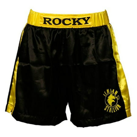 Rocky Black Italian Stallion Boxer Costume - Boxer Toddler Costume