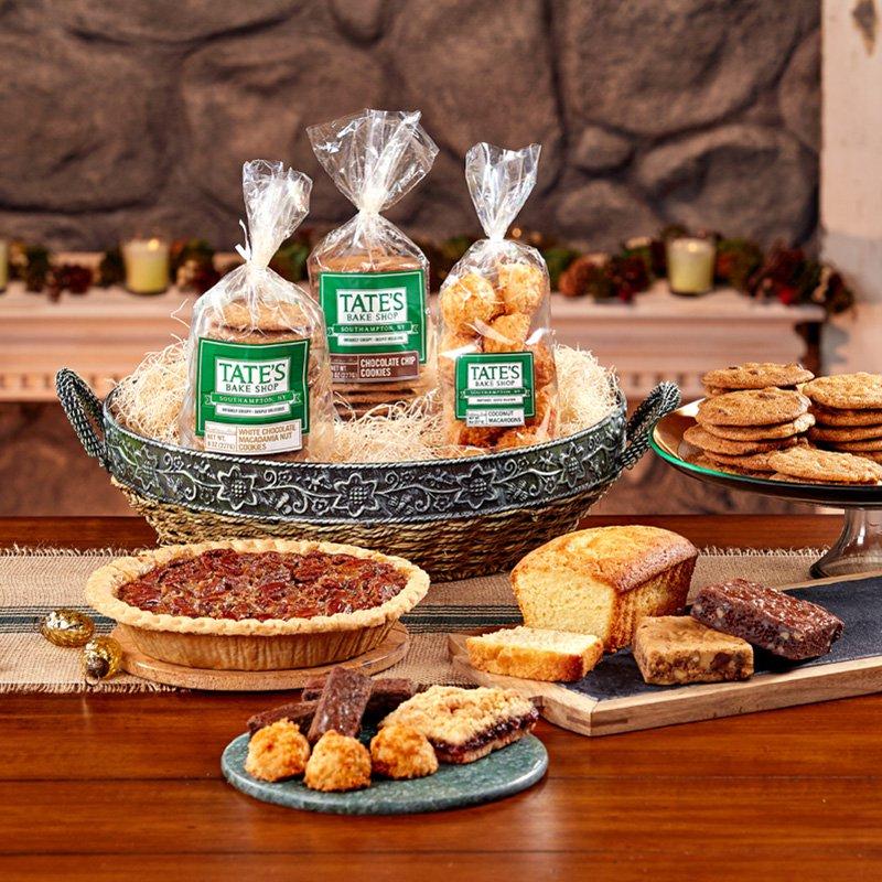 Tates Bake Shop Best of Southampton Gift Basket