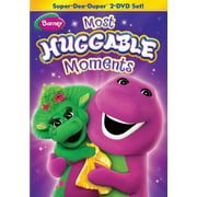 Barney: Most Huggable Moments (DVD) by Lyons/HIT Entertainment