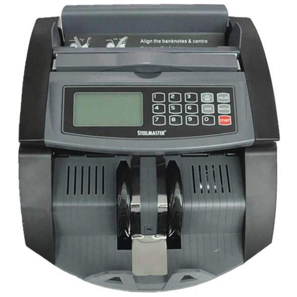 STEELMASTER(R) 2005520UM Professional Currency Counter