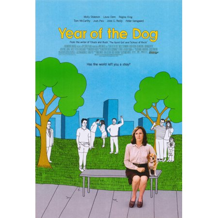 Year Of The Dog Poster Movie  27X40