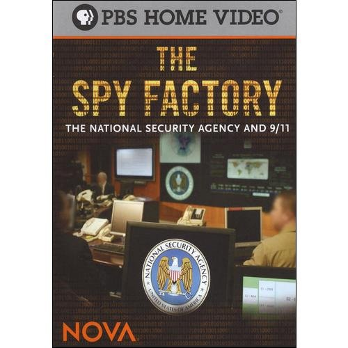 The NOVA: The Spy Factory