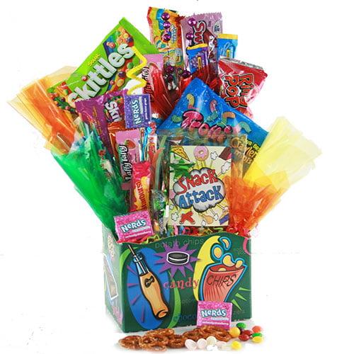 Sensational Sweets Candy Gift Basket