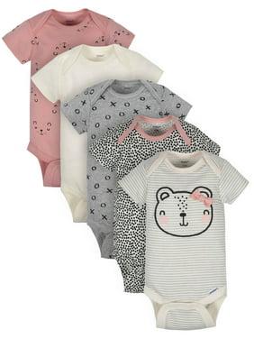 Infant Baby Set-Embroidered Baby Tiger-Burp Cloth-Bib-Gerber Onesie 3-6 months