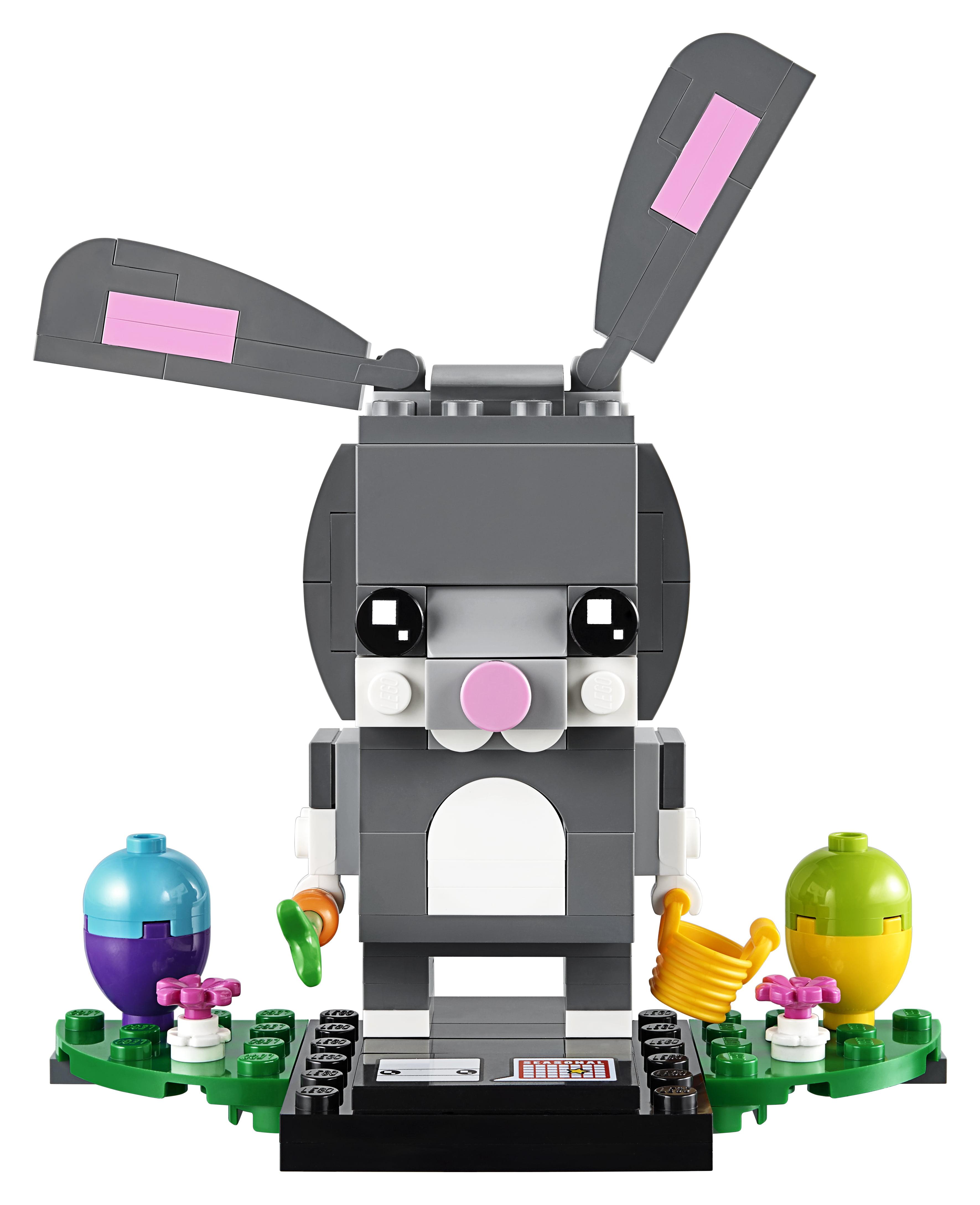 LEGO BrickHeadz Easter Bunny 40271 Building Set (126 Pieces)
