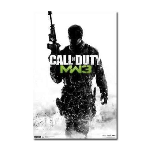 Modern Warfare 3: Key Art