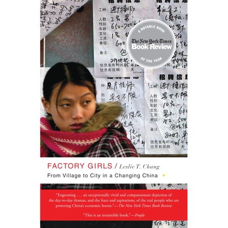 Factory Girls : From Village to City in a Changing China](Girls Village)