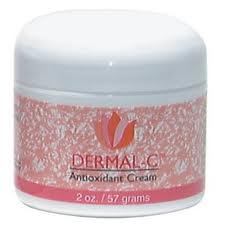 - Dermal-C  Antioxidant, Anti-Aging, Skin Rejuvenation Cream 2 oz.