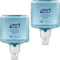 PURELL®, GOJ507002, ES4 Naturally Clean Fragrance Free Foam Soap, 2 / Carton, Clear