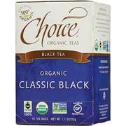 Black Tea-Organic Choice Organic Teas 16 Bag