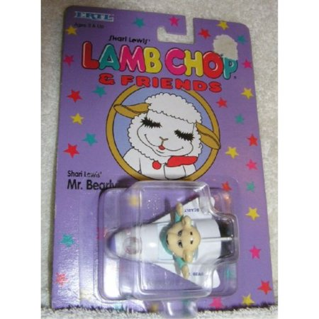 Shari Lewis Lamb Chop and Friends Mr Bearly in Space Shuttle Diecast Vehicle (Lewis Lamb)