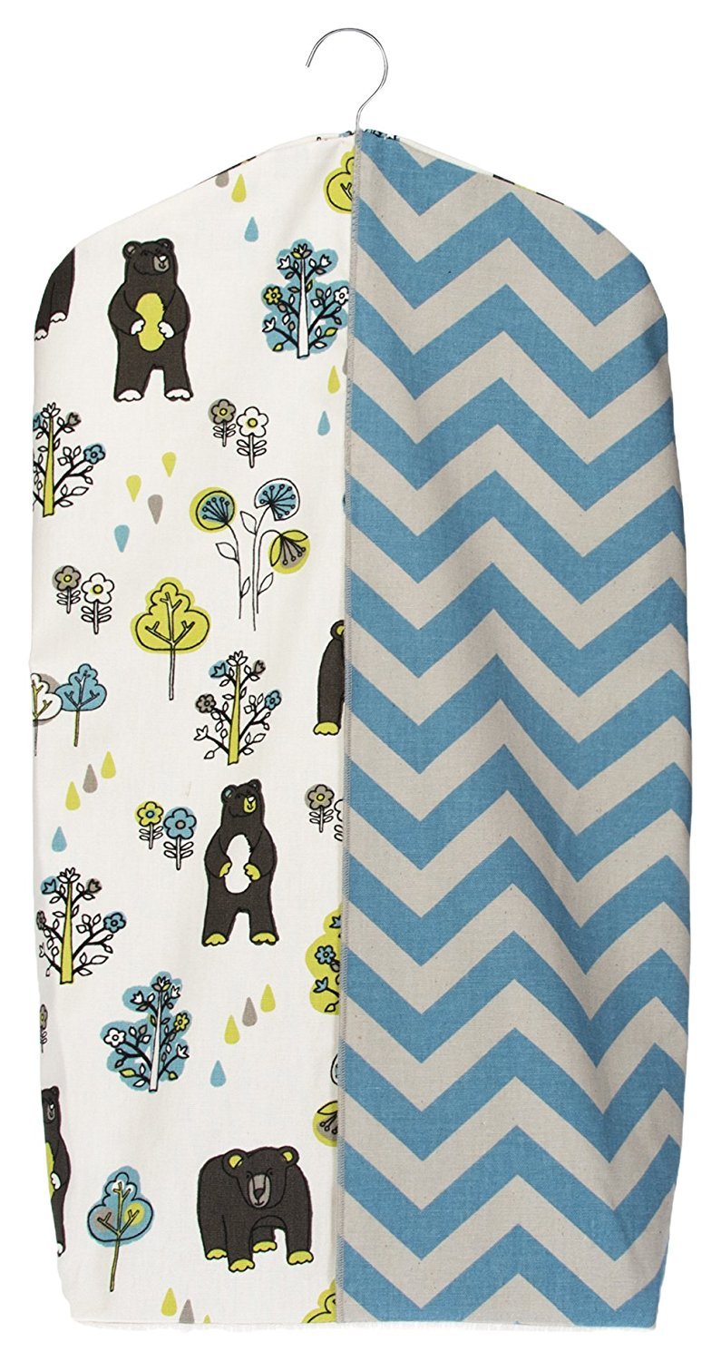 Glenna Jean North Country Diaper Stacker by Glenna Jean